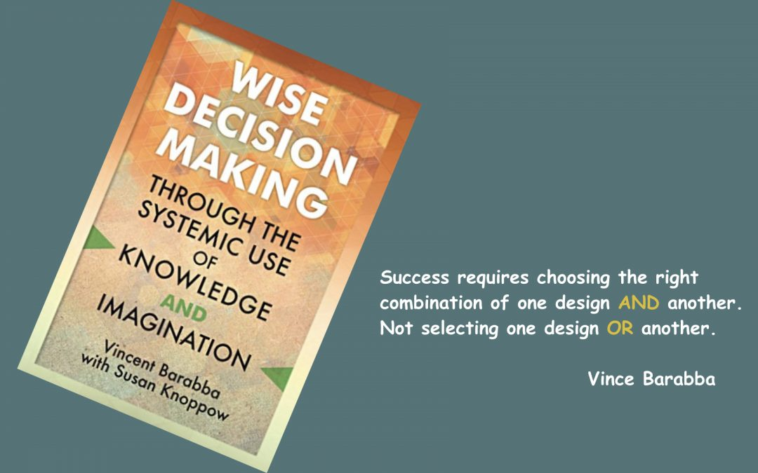 Wise Decision Making: Through the Systemic Use of Knowledge and Imagination